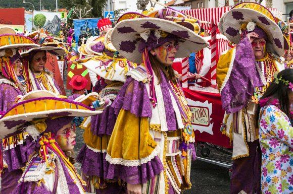 Sábado 10 de Febrero, Carnavales en Cebreros (Ávila) declarados de interés Turístico