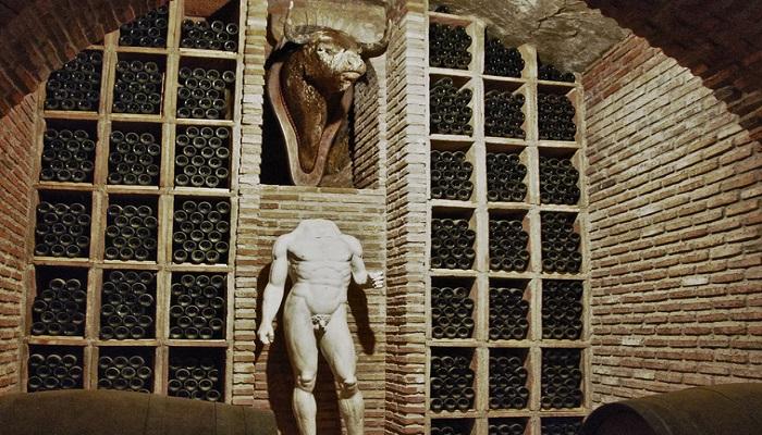 Domingo 25, Visita temática a las bodegas Yllera, El Hilo de Ariadna
