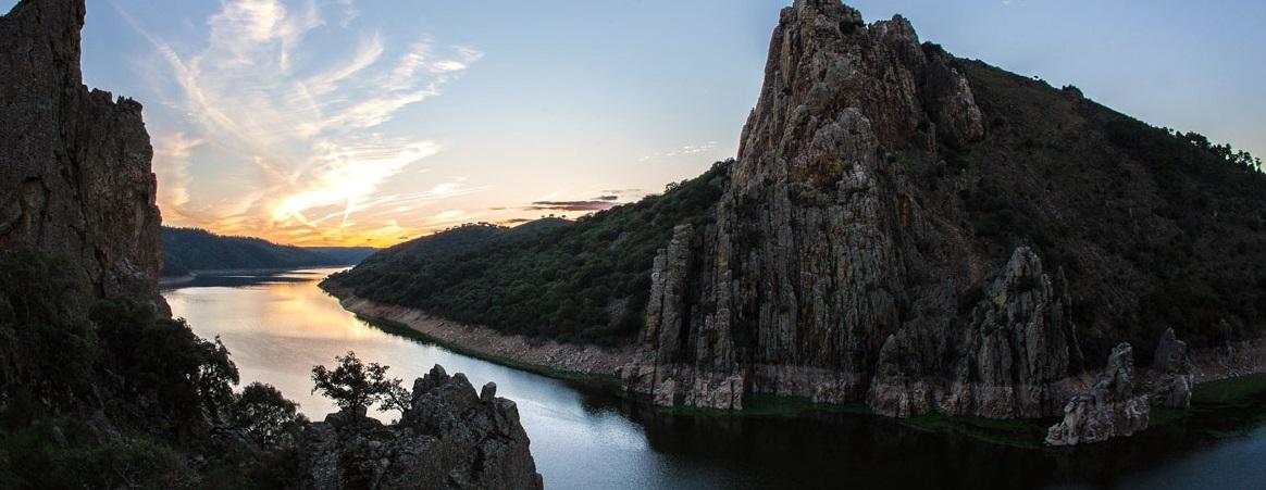 Ruta de Senderismo Por El Parque Nacional de Montfragüe