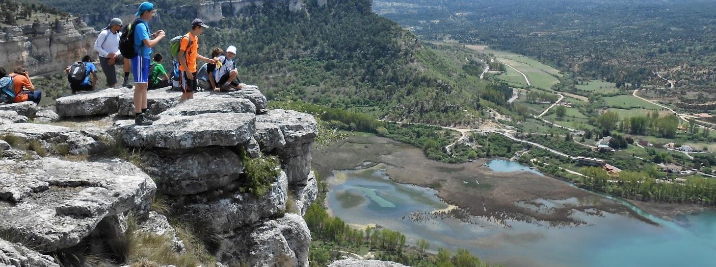 Serranía de Cuenca, Laguna de Uña y la Raya