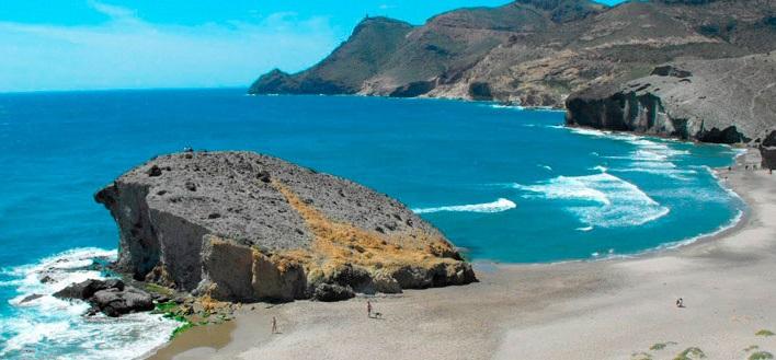 Viaje puente de San Isidro, Cabo de Gata y sus playas vírgenes