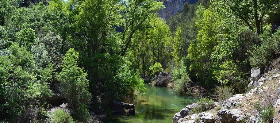 Parque Natural del Alto Tajo, El Hundido de Armallones