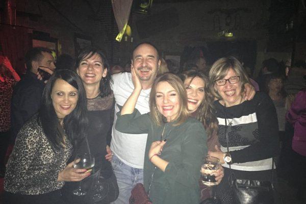 SENDERISMO MADRID